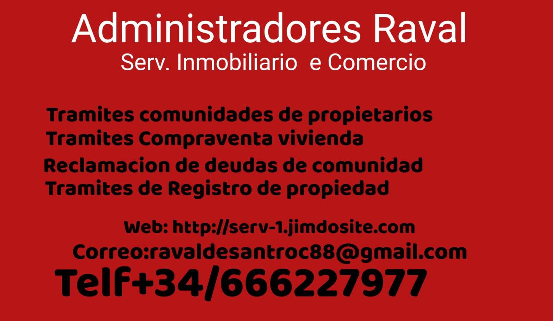 Administradores Raval