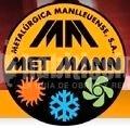 MET MANN  Metalúrgica Manlleunse, S.A.