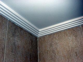Foto decoracion molduras de escayola de enguixats i aillaments girona 151272 habitissimo - Colocar moldura escayola ...