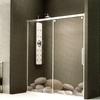 Colocacion puertas de cristal y mampara baño las palmas gran canarias