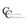 Campamento aluminio y cristalería
