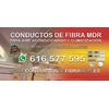 Conductos de Fibra mdr