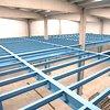 Construcción oficinas entreplanta nave industrial
