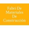 Fabri de Materiales de Construcción