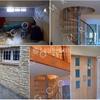 Pintar y reparar fisuras en 3 viviendas unifamiliares interior y exterior