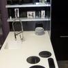 Mobiliario de cocina, baños y varios