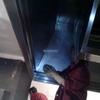 Servicio de limpieza escalera