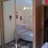 Separar espacio con pladur, armario empotrado y parquet