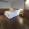 Hacer cubierta transitable de madera natural