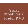 Yesos, Monturas y Pladur RVB
