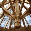 Impermeabilizar el tejado  de un edificio