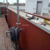 Barandillas inox para rehabilitación fachada
