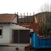 Cambiar bajante de un tejado actualmente pasa por el interior de la vivienda