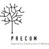 Precom, Estructuras De Madera, Cubiertas Y Porches.