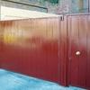 Puerta metalica acorazada