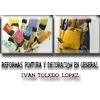 Reformas, Pintura, y Decoración Ivan Toledo López
