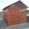 Construir Caseta De Dimensiones 8.80 X 2.15 X 2.20 M