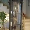 Installation ascensor neumatico en vivienda unifamiliar (una parada)