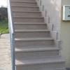 Escalera y debajo escalera