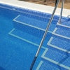 Construir rampa acceso en piscina con baranda