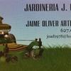 Jardineria  J.oliver