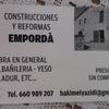 Construcciones Y Reformas  Emporda