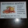 Reformas Benítez
