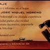 Jose Miguel Moreno Bricolaje