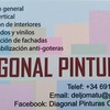Diagonal Pinturas