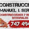 Construcciones Manuel J. Serrano