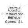 Limpieza Acondic. Restauracion Edificios Gamma, S.l.
