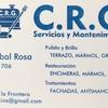 C.r.g Servicios Y Mantenimientos