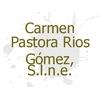 Carmen Pastora Rios Gómez, S.l.n.e.