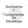 Suministros Y Componentes De Elevadores