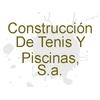 Construcción De Tenis Y Piscinas. S.a.