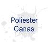 Poliester Canas
