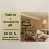 Pinturas y Decoración AR
