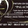 Pintura en general Palacios