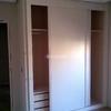 Forrar un armario empotrado y hacer un mueble