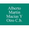 Alberto Martin Macias Y Otro C.b.