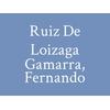 Ruiz De Loizaga Gamarra, Fernando