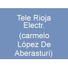 Tele Rioja Electr. (carmelo López De Aberasturi)