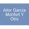 Aitor García Monfort Y Otro