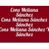Cons Meliana Sánchez Y Sánchez