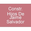 Constr. Hijos De Jaime Salvador