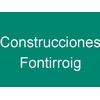Construcciones Fontirroig
