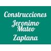 Construcciones Jeronimo Mateo Zaplana