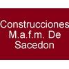 Construcciones M.a.f.m. De Sacedon
