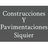Construcciones Y Pavimentaciones Siquier