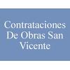 Contrataciones De Obras San Vicente